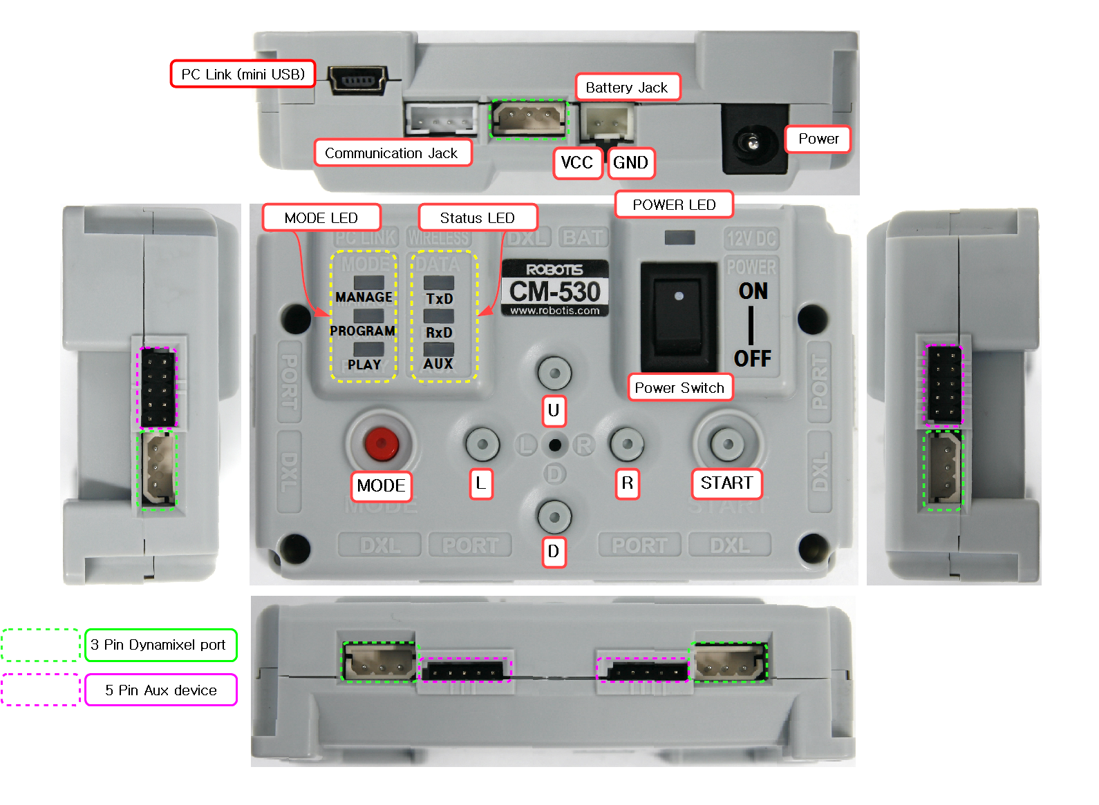 Cm 530 Zig Control Panel Wiring Diagram Name Of Each Part