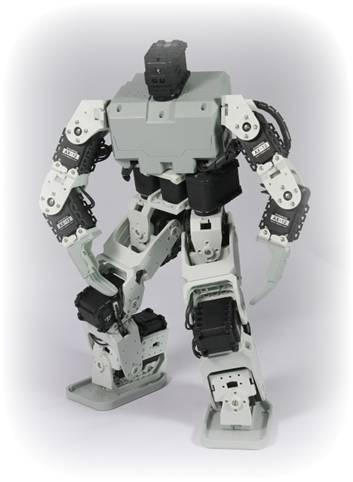 bioloid premium kit robotis anwendungen